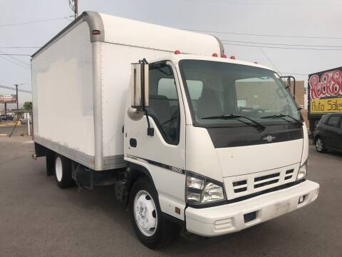 2007 Chevrolet W5500 for sale at Rock Star Auto Sales in Las Vegas NV