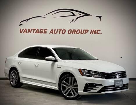 2017 Volkswagen Passat for sale at Vantage Auto Group Inc in Fresno CA