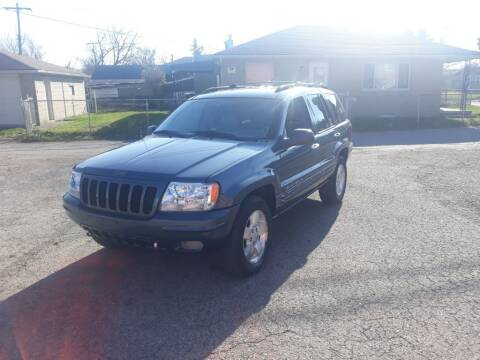 2001 Jeep Grand Cherokee for sale at Flag Motors in Columbus OH