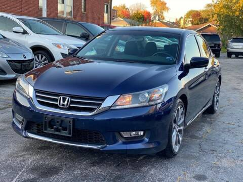 2013 Honda Accord for sale at IMPORT Motors in Saint Louis MO