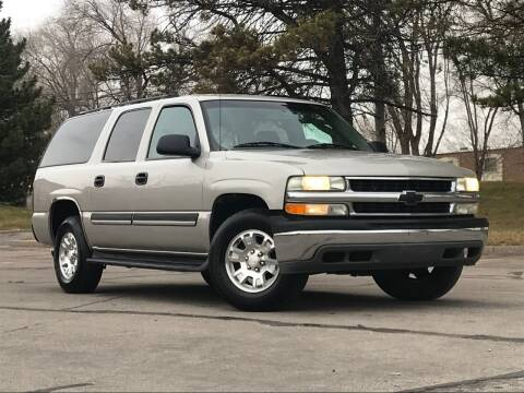 2004 Chevrolet Suburban for sale at Used Cars and Trucks For Less in Millcreek UT