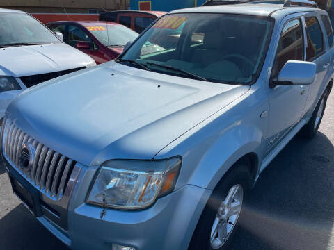 2008 Mercury Mariner Hybrid for sale at CARZ in San Diego CA