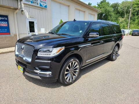 2018 Lincoln Navigator L for sale at Medway Imports in Medway MA