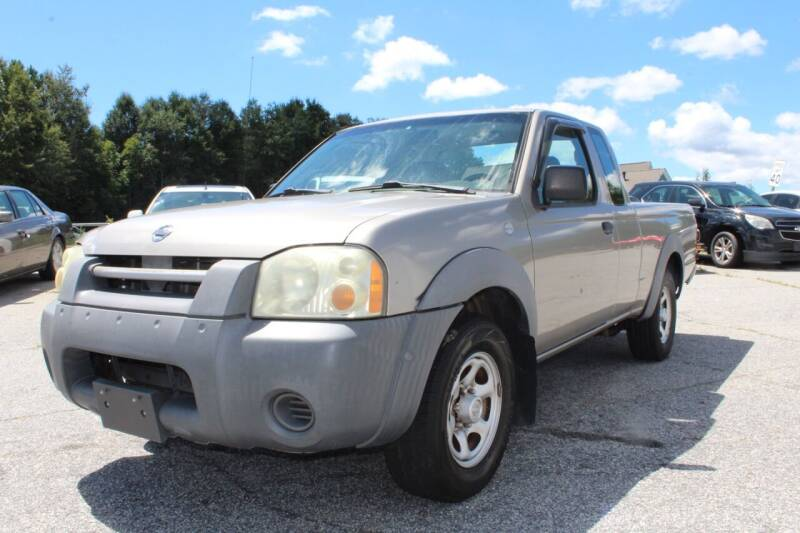 2004 Nissan Frontier for sale at UpCountry Motors in Taylors SC
