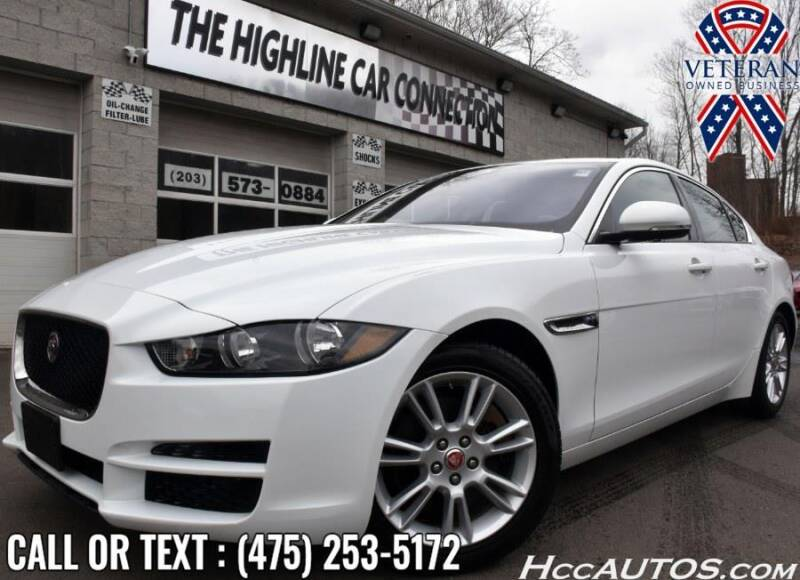 2017 Jaguar XE for sale at The Highline Car Connection in Waterbury CT