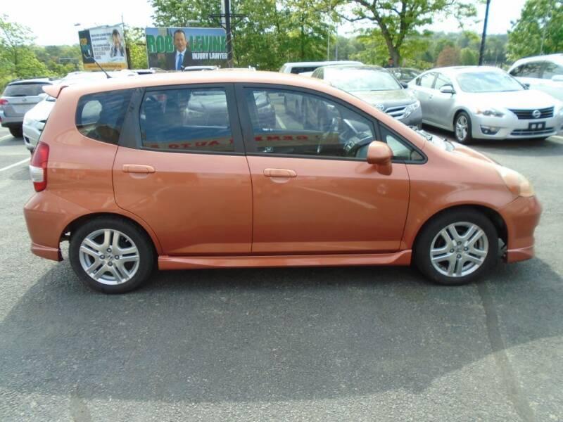 2008 Honda Fit for sale at Gemini Auto Sales in Providence RI