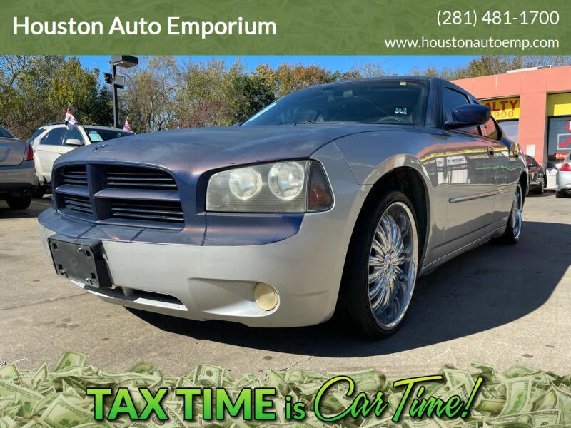 2007 Dodge Charger for sale at Houston Auto Emporium in Houston TX