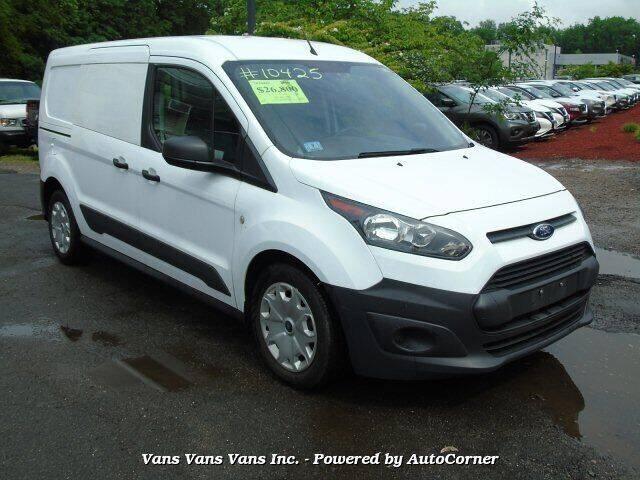 2016 Ford Transit Connect Cargo for sale at Vans Vans Vans INC in Blauvelt NY