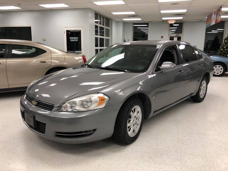 2006 Chevrolet Impala for sale at Grace Quality Cars in Phillipston MA