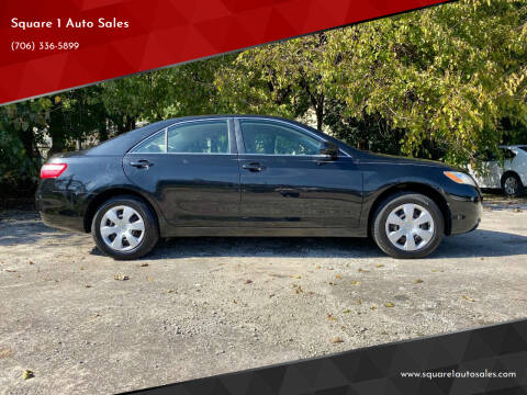 2008 Toyota Camry for sale at Square 1 Auto Sales - Commerce in Commerce GA