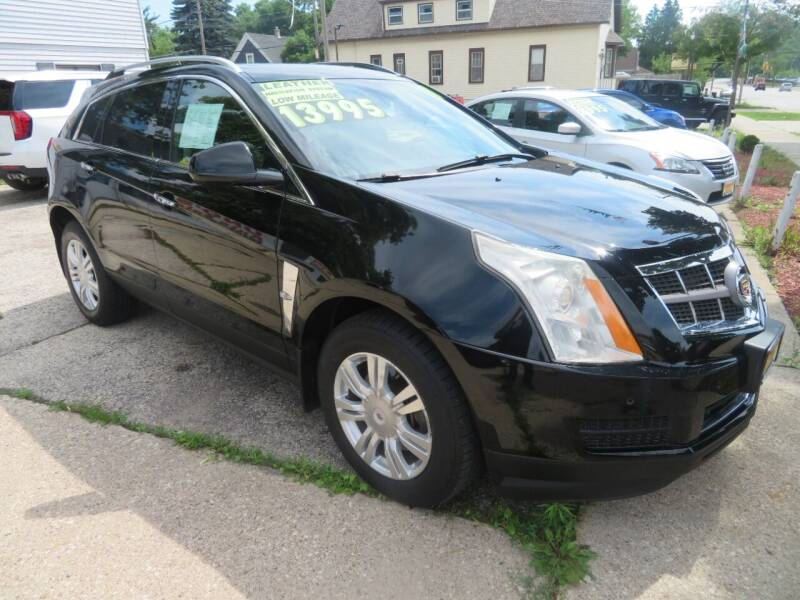 2011 Cadillac SRX for sale at Uno's Auto Sales in Milwaukee WI