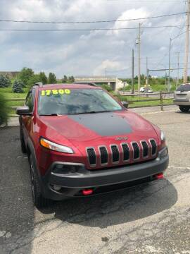 2016 Jeep Cherokee for sale at Cool Breeze Auto in Breinigsville PA