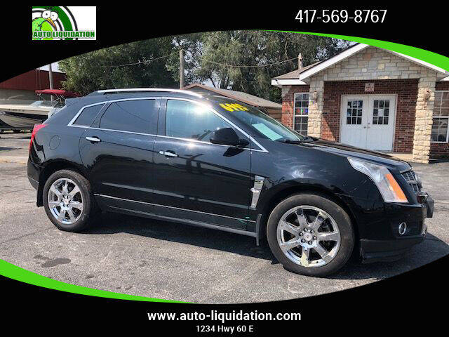 2011 Cadillac SRX for sale at Auto Liquidation in Springfield MO