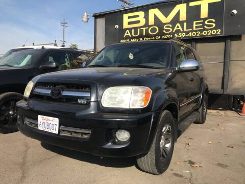 2007 Toyota Sequoia for sale at BMT Auto Sales in Fresno nul
