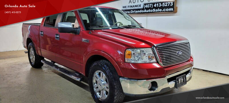 2007 Ford F-150 for sale at Orlando Auto Sale in Orlando FL