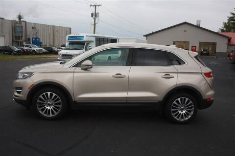 2017 Lincoln MKC for sale at SCHMITZ MOTOR CO INC in Perham MN