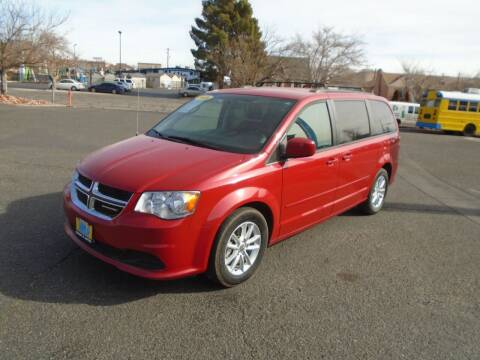 2016 Dodge Grand Caravan for sale at Team D Auto Sales in St George UT