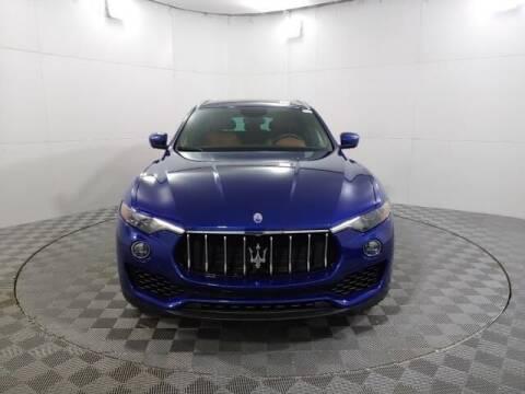 2017 Maserati Levante for sale at Empire Car Sales in Miami FL