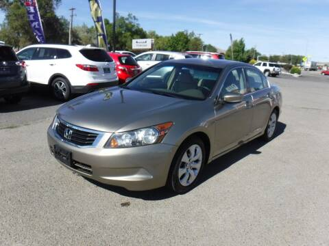 2009 Honda Accord for sale at Budget Auto Sales in Carson City NV