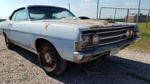 1969 Ford Torino for sale at Classic Car Deals in Cadillac MI