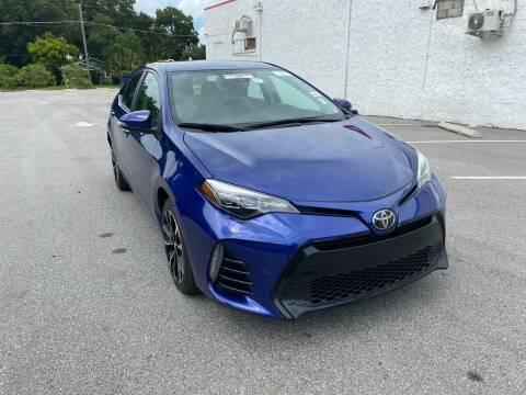 2018 Toyota Corolla for sale at Consumer Auto Credit in Tampa FL