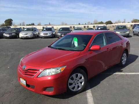 2011 Toyota Camry for sale at My Three Sons Auto Sales in Sacramento CA
