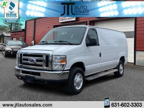 2014 Ford E-Series Cargo for sale at JTL Auto Inc in Selden NY