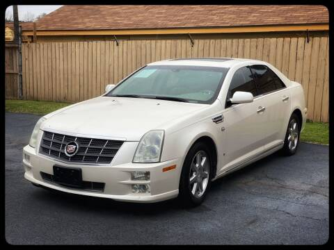 2008 Cadillac STS for sale at ASTRO MOTORS in Houston TX