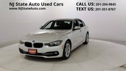 2016 BMW 3 Series for sale at NJ State Auto Auction in Jersey City NJ