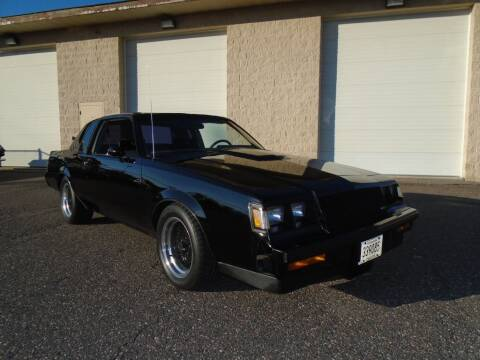 1987 Buick Regal for sale at Route 65 Sales & Classics LLC - Classic Cars in Ham Lake MN