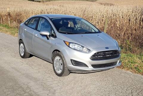 2018 Ford Fiesta for sale at South Kentucky Auto Sales Inc in Somerset KY