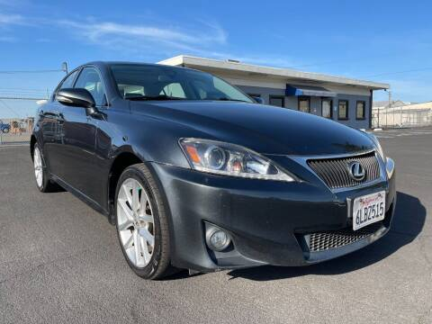 2011 Lexus IS 250 for sale at Approved Autos in Sacramento CA