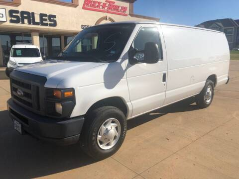 2013 Ford E-Series Cargo for sale at TRUCK N TRAILER in Oklahoma City OK