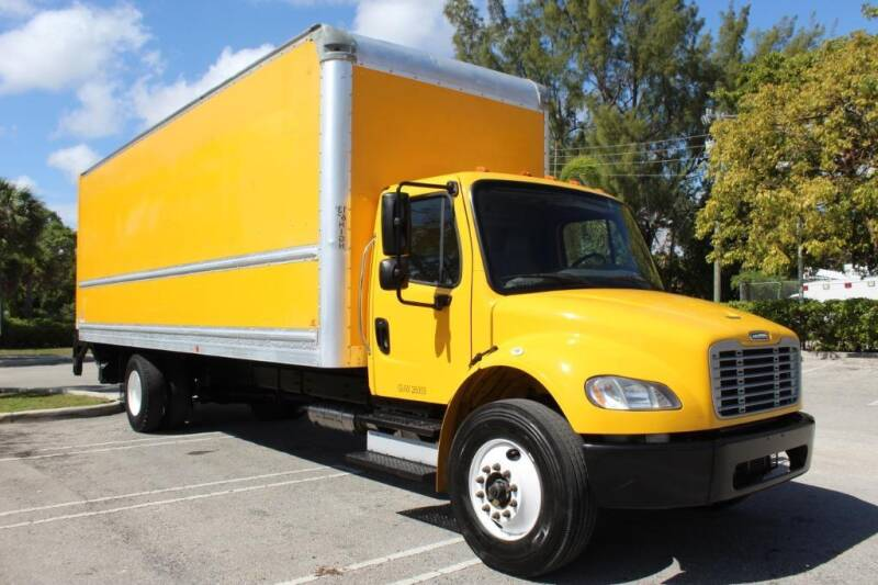 2016 Freightliner M2 106 for sale at Truck and Van Outlet - All Inventory in Hollywood FL