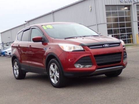 2014 Ford Escape for sale at Szott Ford in Holly MI