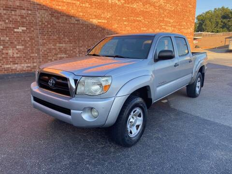 2007 Toyota Tacoma for sale at Triple A's Motors in Greensboro NC