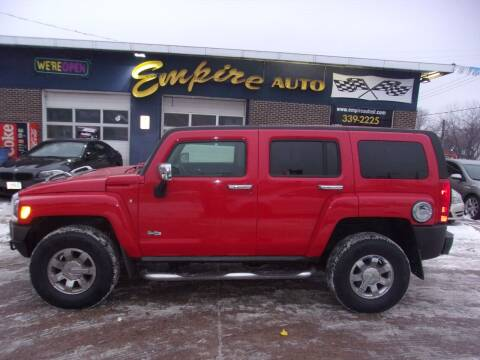 2007 HUMMER H3 for sale at Empire Auto Sales in Sioux Falls SD
