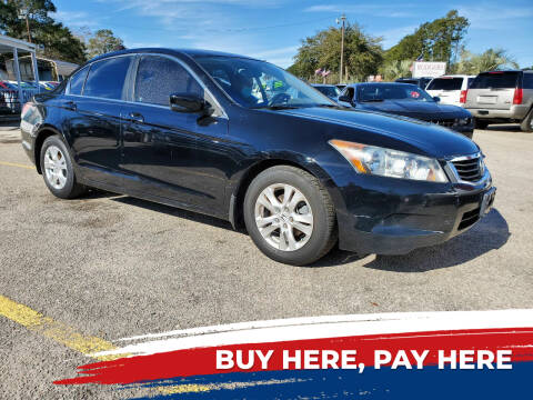 2008 Honda Accord for sale at Rodgers Enterprises in North Charleston SC