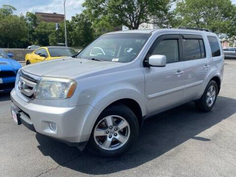 2010 Honda Pilot for sale at Sonias Auto Sales in Worcester MA