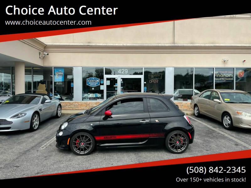 2013 FIAT 500 for sale at Choice Auto Center in Shrewsbury MA