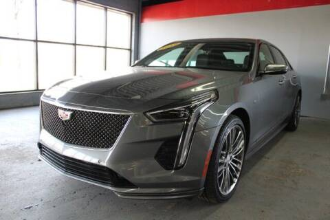 2019 Cadillac CT6-V for sale at Road Runner Auto Sales WAYNE in Wayne MI