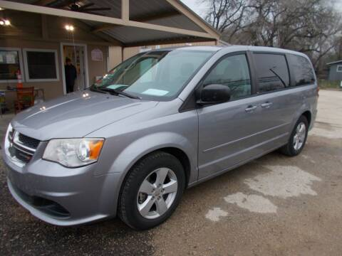 2013 Dodge Grand Caravan for sale at DISCOUNT AUTOS in Cibolo TX