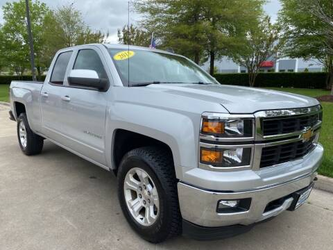2015 Chevrolet Silverado 1500 for sale at UNITED AUTO WHOLESALERS LLC in Portsmouth VA