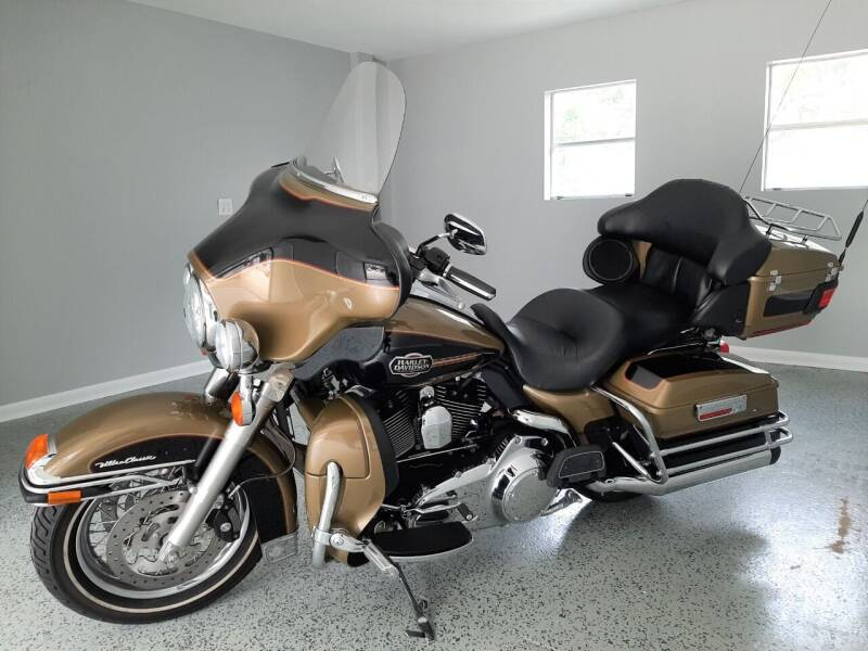 2008 Harley-Davidson FLHTCUI for sale at Rucker Auto & Cycle Sales in Enterprise AL
