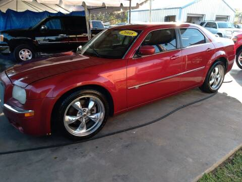2008 Chrysler 300 for sale at Taylor Trading Co in Beaumont TX