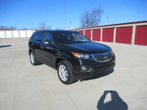2011 Kia Sorento for sale at Perfection Auto Detailing & Wheels in Bloomington IL