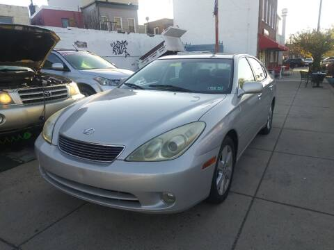 2005 Lexus ES 330 for sale at K J AUTO SALES in Philadelphia PA