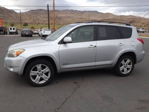 2007 Toyota RAV4 for sale at Super Sport Motors LLC in Carson City NV