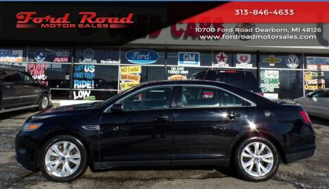 2012 Ford Taurus for sale at Ford Road Motor Sales in Dearborn MI
