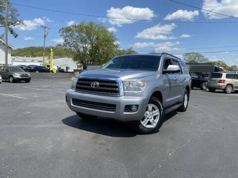 2014 Toyota Sequoia for sale at Auto Credit Group in Nashville TN